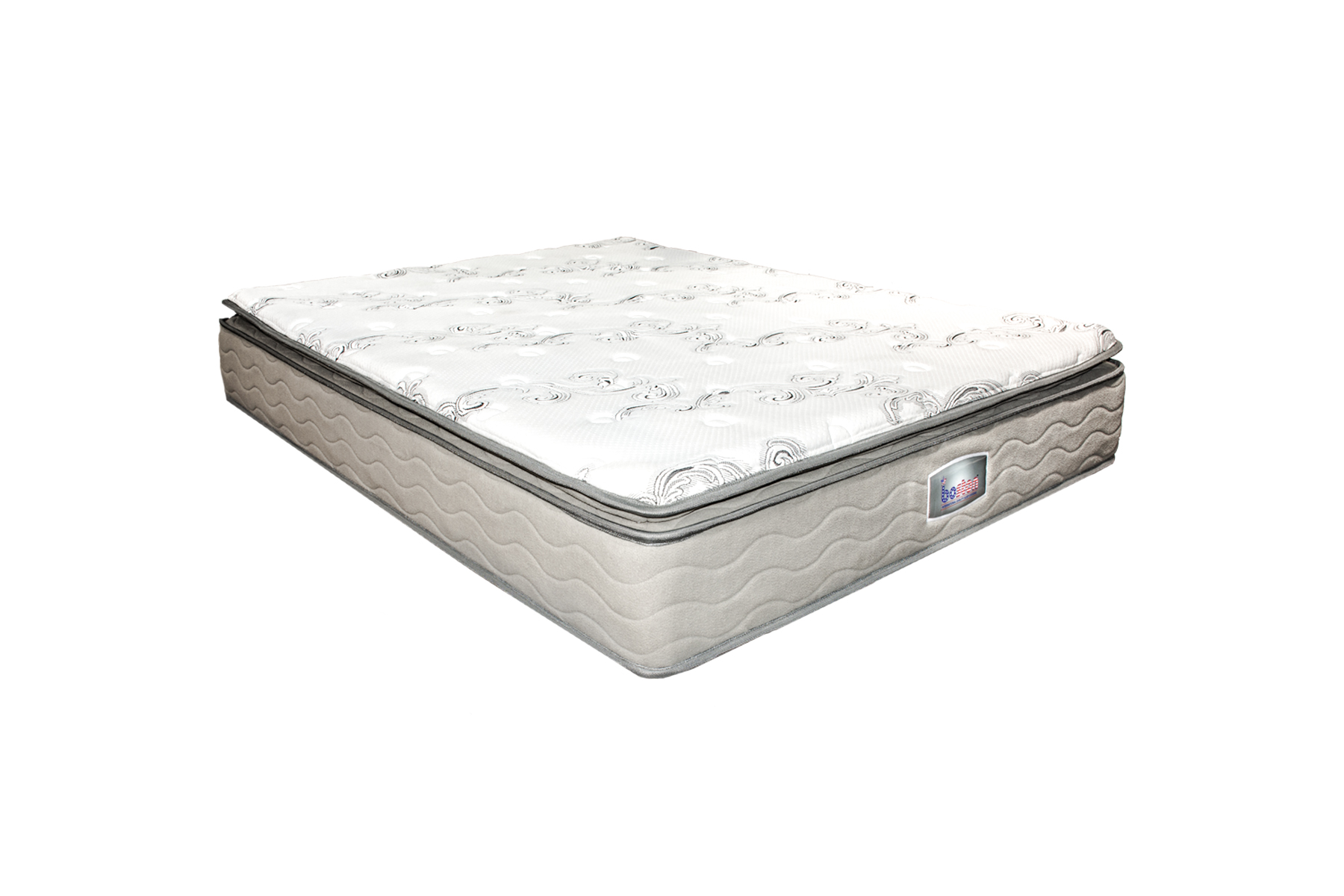 pillow top mattress. Boston Classic Bonnell Spring Pillow Top Mattress For Bed A