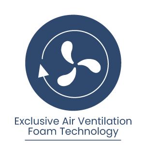 Exclusive-air-ventilation-technology