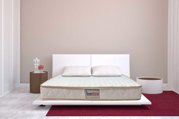 organic bonnel spring mattress