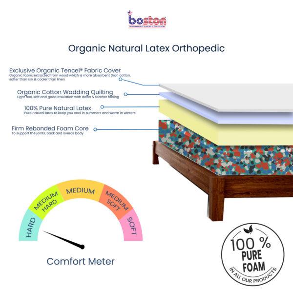 natural latex orthopedic